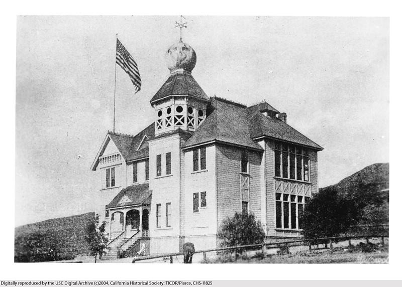 Old Los Feliz School