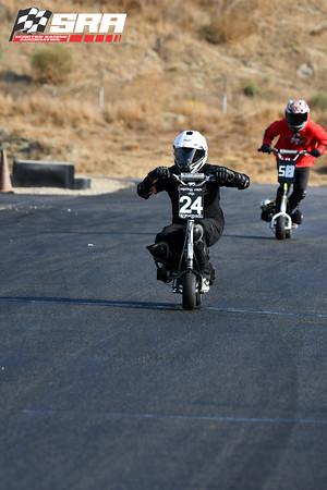 Go Ped Racer # 24