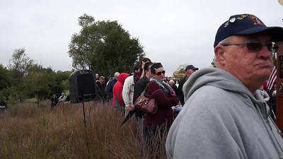 10-4-15 Agent Orange Memorial videos