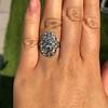 1.75ctw Edwardian Toi et Moi Old European Cut Diamond Ring  64