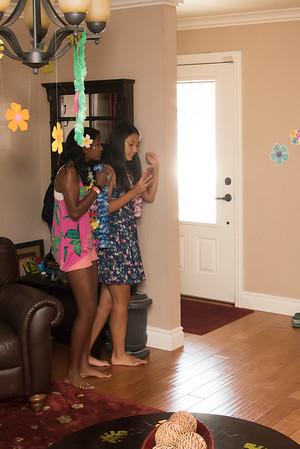 Evy's Surprise B.D. Party