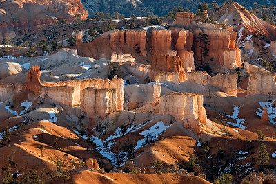 Sculptured Lands of the Southwest - USA