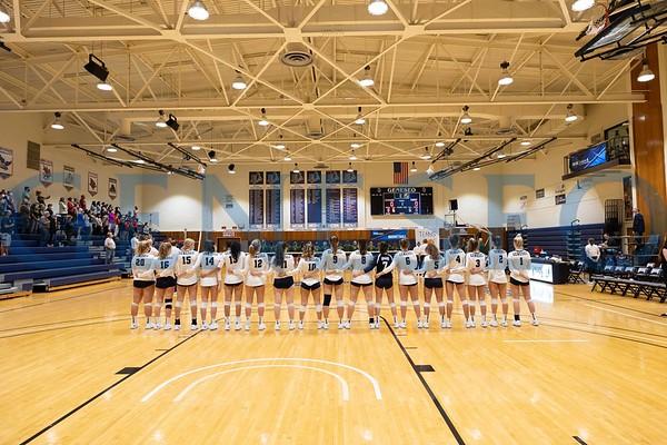 Women's Volleyball vs. Brockport