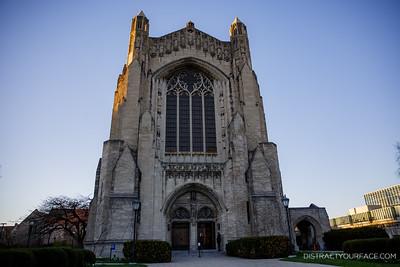 SUNN O))) | April 19, 2019 | Rockefeller Chapel | Chicago