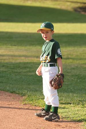 Henry's Athletics vs. Angels at Triunfo Park
