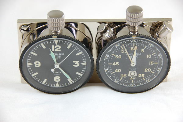 Heuer Rally Timers