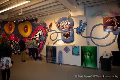 Dylan Bauvez Graffiti Art Gallery NYC - 9/29/2018