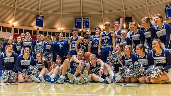 CC Varsity Boys Basketball  vs Liberty Christian RegionalFinal 2017-3-11