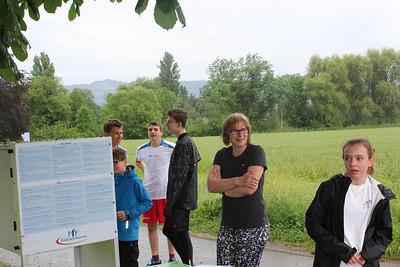 Löchlitraining Zuger Trophy Ennetsee , 8. Juni 2016