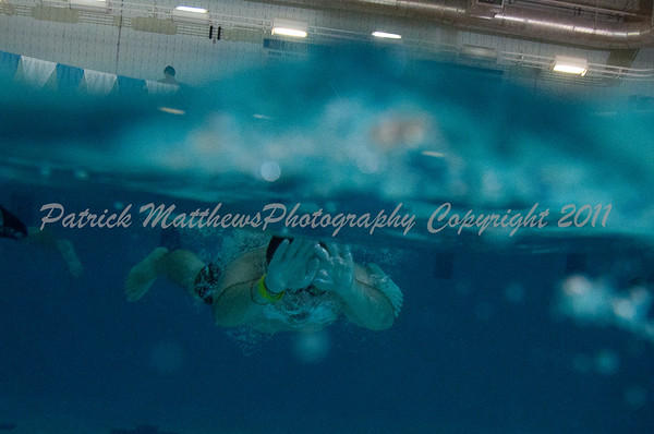 Boys swimming 12-6-11