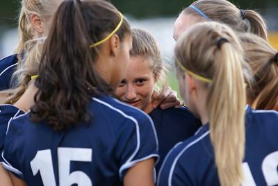 2010 Oakwood Girls Varsity Soccer vs Eaton
