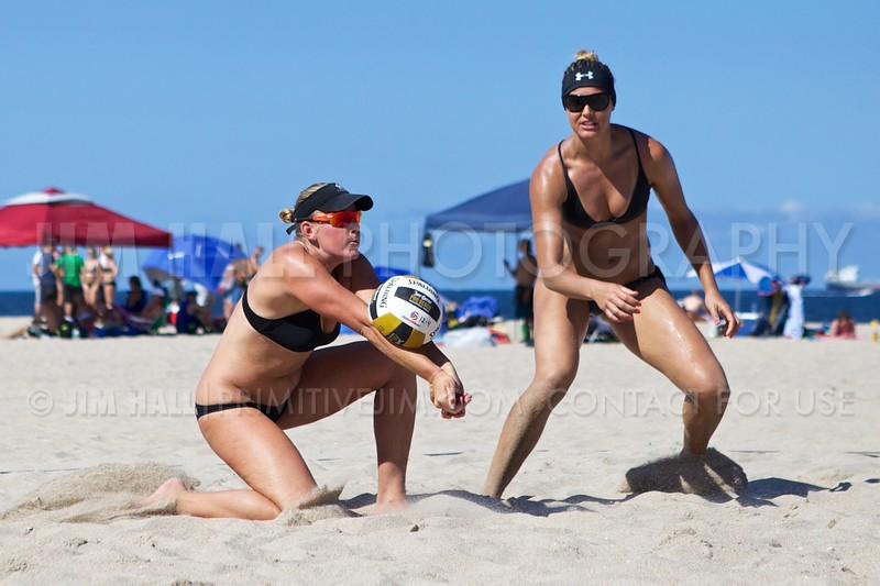 Jose Cuervo Pro Beach Volleyball, Fort Lauderdale, Florida, May 26, 2012