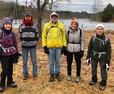 February 5 Wednesday Hike