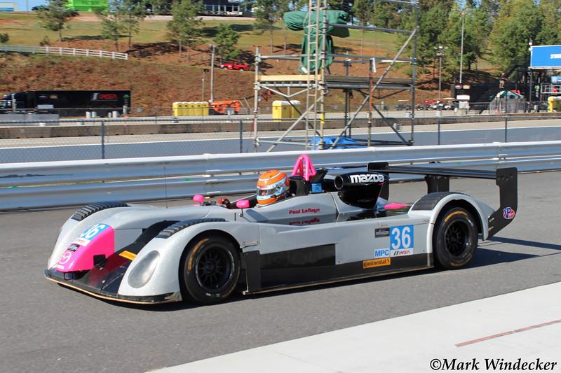 Paul La Haye ONE Motorsports