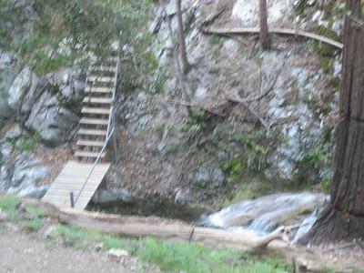 Baldy loop hike 4-14-08