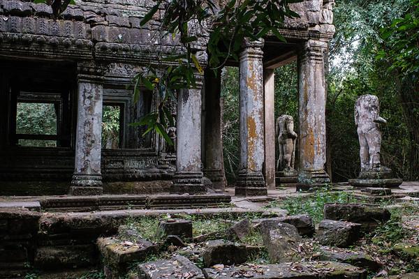 Cambodia, Temples of Angkor