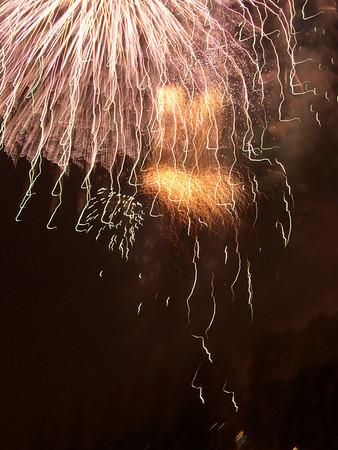 Fireworks Season, 2007