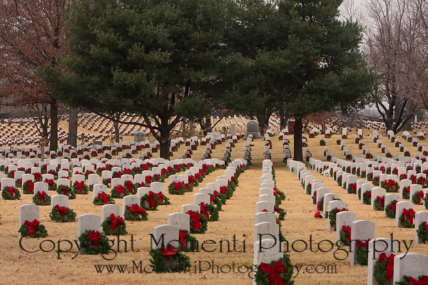 Fort Smith National Cemetery - Dec 2009