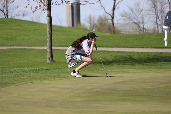 DC Girls Golf at Southbrook GC, 5-2-17