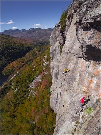 Selected Classic Adirondack Climbs