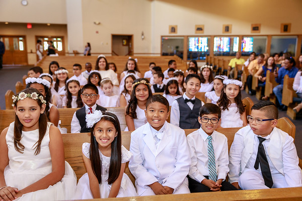 2018 HC First Communion