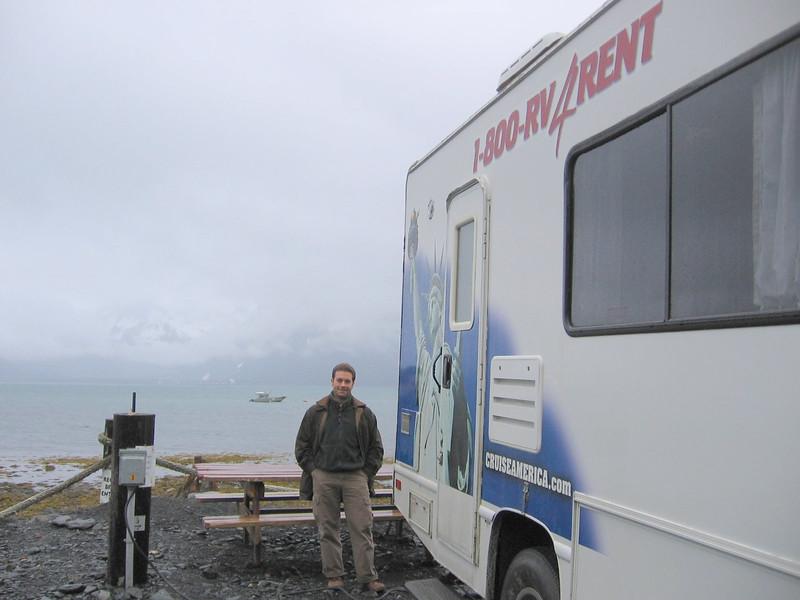 Seward Campsite