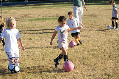Razzle 08 - First Soccer Practice