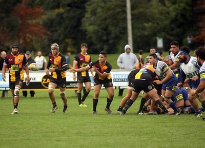 Round 10: Norths (42) - Upper Hutt Rams (28)
