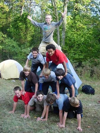 Camp-o-ree October, 2005