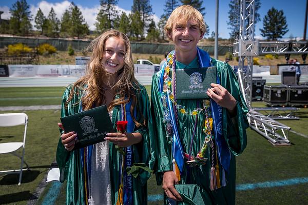 2021 Summit High School Graduation
