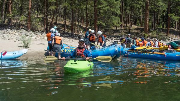 Salmon River Kayaking