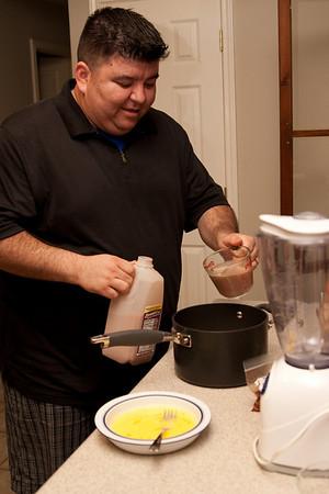 Hot Chocolate Throwdown - March 21, 2009