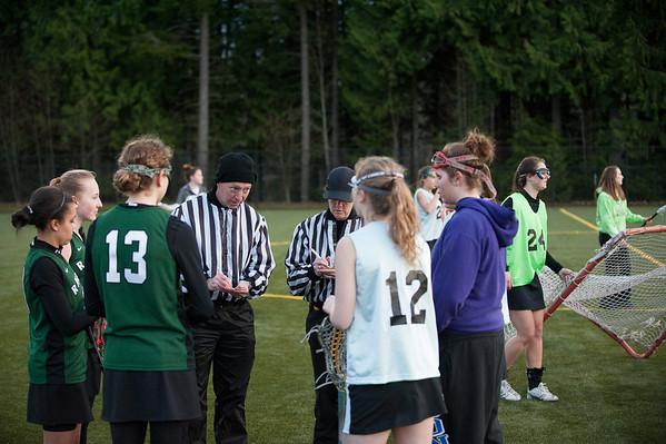ISD Varsity vs Forest Ridge, 03-23-12