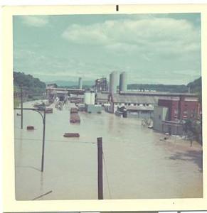 Hurricane Camille Flood