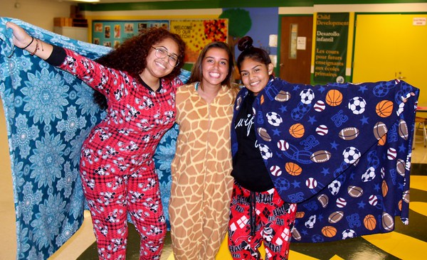 Pajama Day 10-2-2018 Spirit Week
