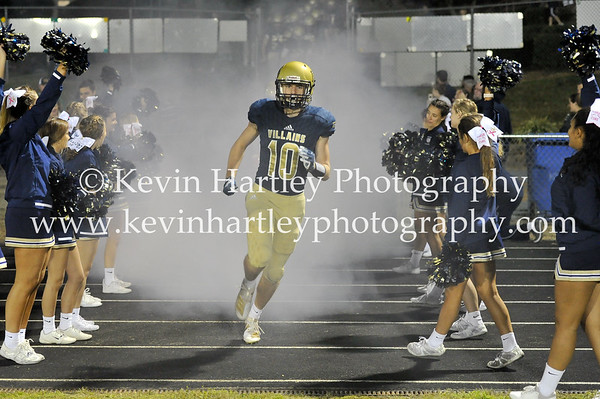BMHS Homecoming Game 10-18-19