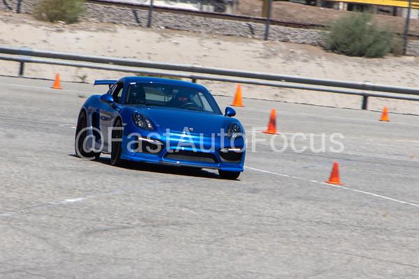Custom Gallery - 2016 Blue Porsche GT4 #86