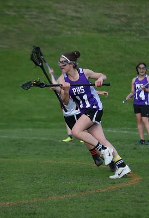 Lee vs. Pittsfield Girls Lacrosse - 051619