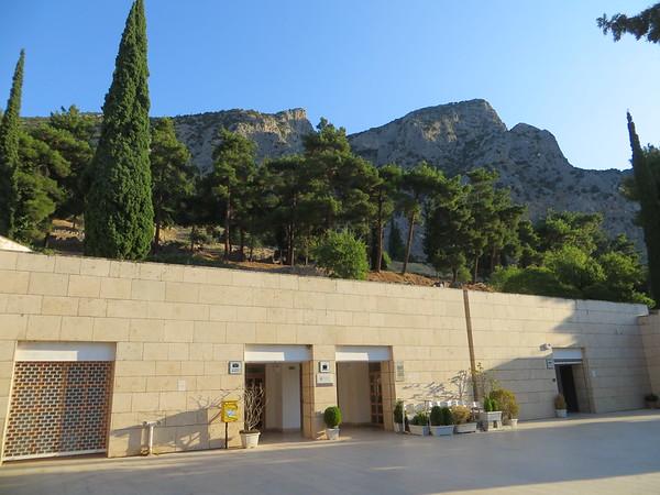 Delphi Temples