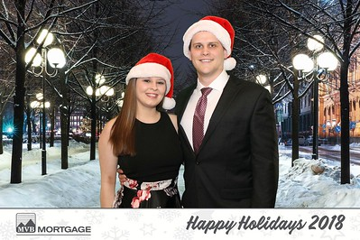 MVB Mortgage Holiday Party 2018