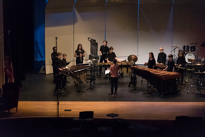 05/12/2017 WHS Cluster Percussion Concert