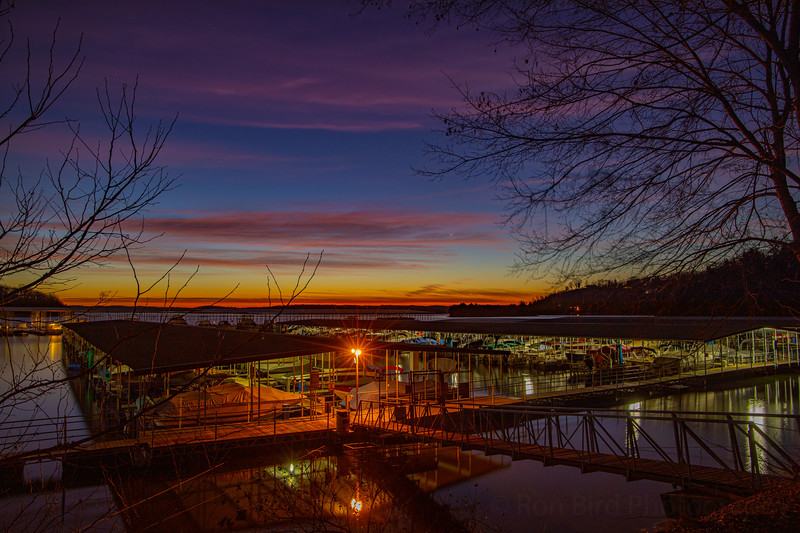 12.27.20 - Prairie Creek Marina this am.