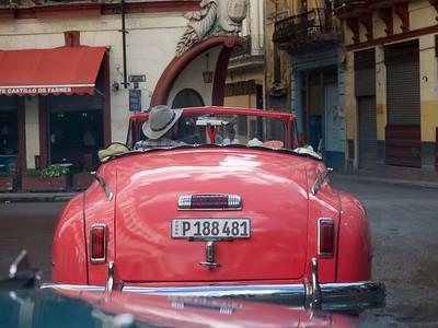 CARS CUBA LORI'S DAD