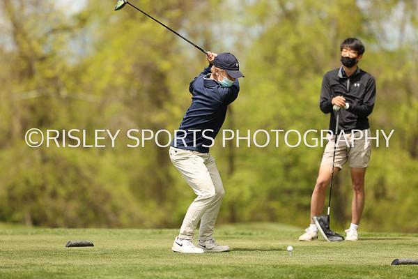 Boys Golf- May 12, 2021
