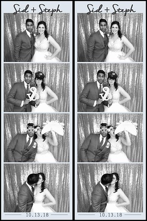 Sid + Steph's Wedding 2018
