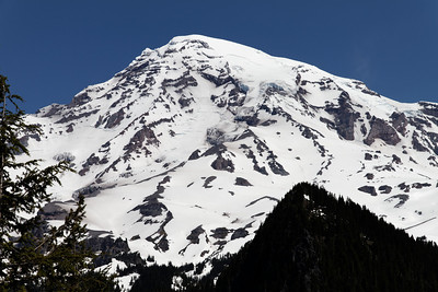 Mt. Rainier - July 6, 2011