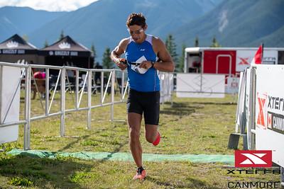 2019 Xterra Canmore Run 1