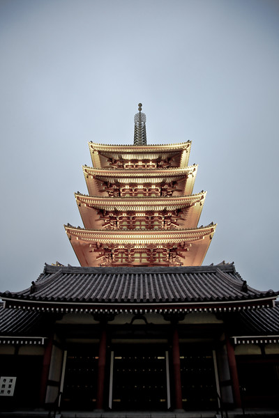 TOKYO ASAKUSA - Japan - Nippon - Japon