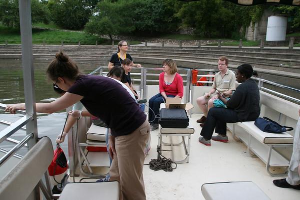 2013 (09.29) Buffalo Bayou Field Trip
