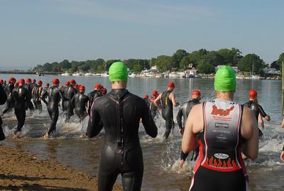 2009 Mystic River - Swim 2009